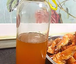 小姨妈万能调味品:虾油的做法