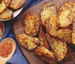 小身材大味道,烤薯角也能让你吃上瘾!的做法