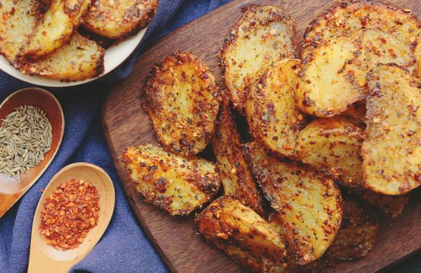 小身材大味道,烤薯角也能让你吃上瘾!