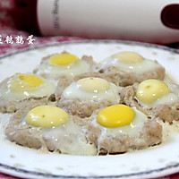 肉沫蒸鹌鹑蛋的做法图解9