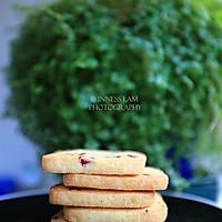 减糖版无添加【蔓越莓饼干】的做法图解10