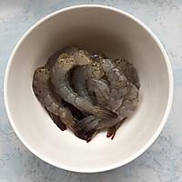 香脆面条虾的做法图解1