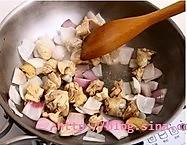 咖喱鸡块的做法图解2