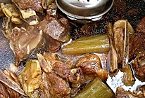 高压锅炖排骨的做法