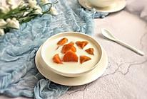 健身减脂的最佳甜品:红薯牛奶的做法