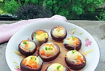 香菇蛋挞的做法