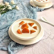 健身减脂的最佳甜品:红薯牛奶