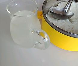 米酒的做法