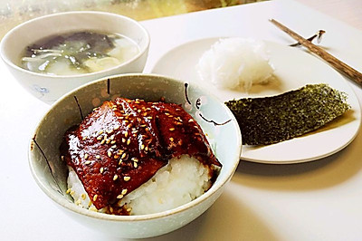 日式照烧三文鱼套餐