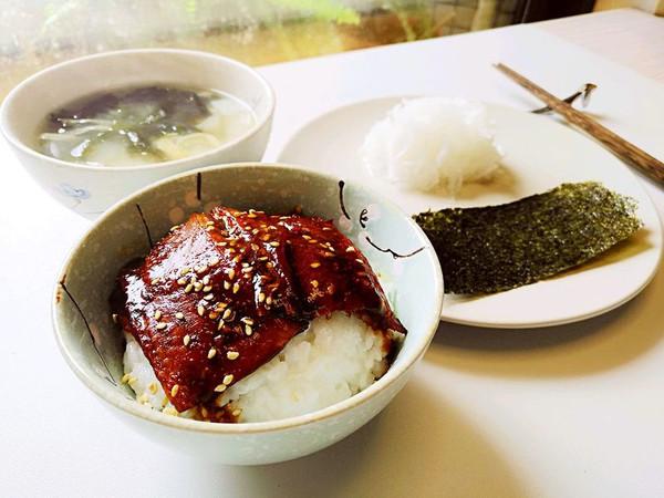 日式照烧三文鱼套餐的做法
