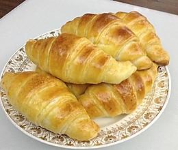 牛角包(西式主食)的做法
