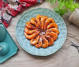 红焖大虾#秋天怎么吃#的做法