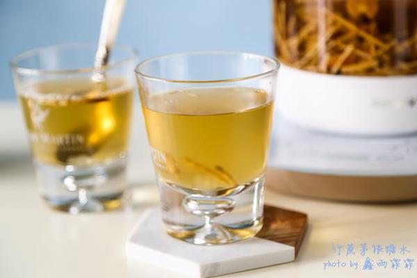 竹蔗茅根糖水----莫文蔚的养颜秘笈#九阳养生壶#的做法