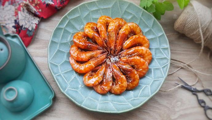 红焖大虾#秋天怎么吃#