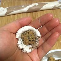 大理石花生汤圆——木薯粉添加的做法图解11