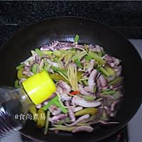 泡椒鱿鱼须的做法图解7