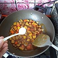 ——咖喱土豆鸡丁#12道锋味复刻#的做法图解14