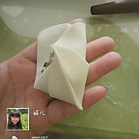 花式饺子_蝴蝶饺/金鱼饺的做法图解4