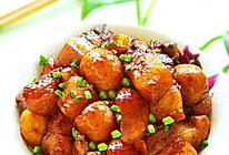 板栗红烧肉的做法