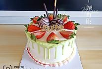 #精品菜谱挑战赛#草莓蛋糕的做法