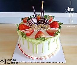 #精品菜谱挑战赛#草莓蛋糕