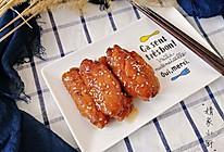 家常可乐鸡翅#憋在家里吃什么#的做法