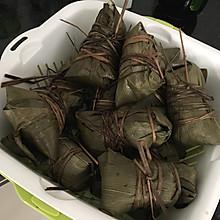 端午包粽粽#广式咸肉粽#