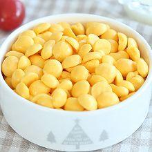 无糖、无油的健康小奶豆,宝宝们的零嘴辅食!