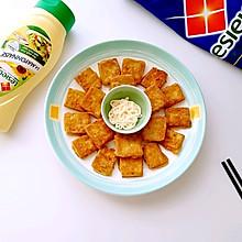 蘸酱豆腐#法国乐禧瑞,百年调味之巅#