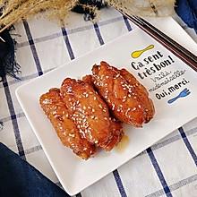 家常可乐鸡翅#憋在家里吃什么#