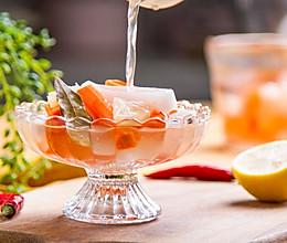 蜂蜜柠檬腌萝卜的做法