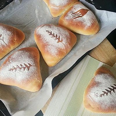 【汤种酸奶红豆面包、奶酪面包】(内含奶酪馅制作方法)