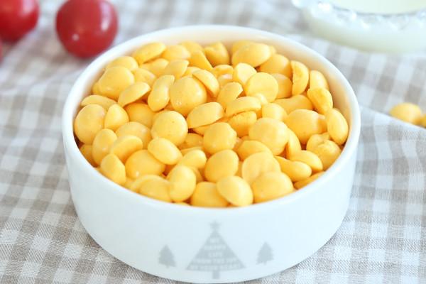 无糖、无油的健康小奶豆,宝宝们的零嘴辅食!的做法