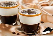 焦糖咖啡奶冻的做法