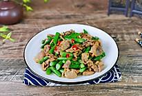 #我们约饭吧#芦笋炒牛肉的做法