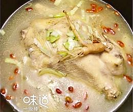 电饭煲韩式人参鸡汤的做法