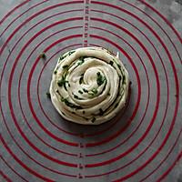 葱油饼:利仁电饼铛试用的做法图解12