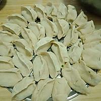 小白菜馅饺子的做法图解3