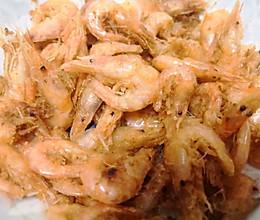干炸小河虾的做法