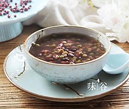 防暑三豆汤的做法