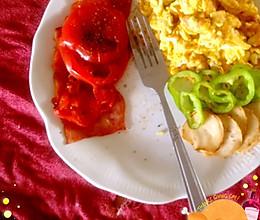 西式煎蛋的做法