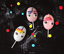 【卡通馒头&卡通包】小马宝莉雪糕馒头,棒棒糖馒头的做法