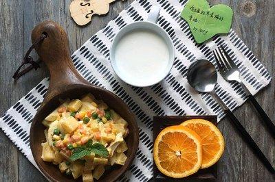 土豆鸡蛋色拉