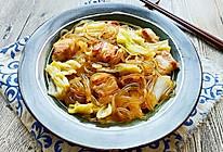 猪肉白菜炖粉条~冬日暖胃家常菜的做法
