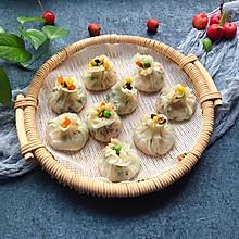 #钟于经典传统味#香菇虾仁烧麦