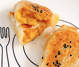 没有烤箱也能做的苹果派的做法