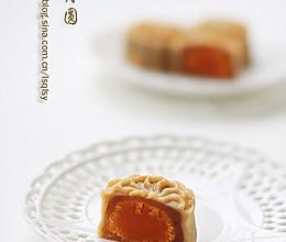 广式月饼.莲蓉蛋黄月饼--【食心食意】的做法