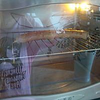 蒜香糯米鸡肉肠的做法图解4