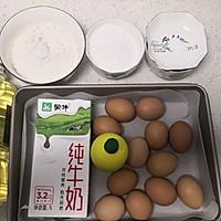 比戚风蛋糕还好吃的—台湾古早味蛋糕的做法图解1