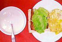 培根三明治的做法